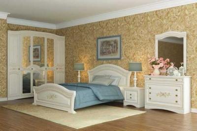 Спальня Венера Люкс береза Сокме