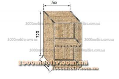 Модуль В 20 Алина Свит Меблив