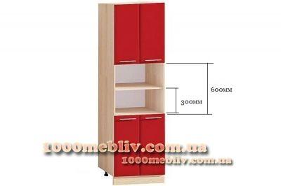 Шкаф Т-2889 под духовку или микроволновку Хай-Тек