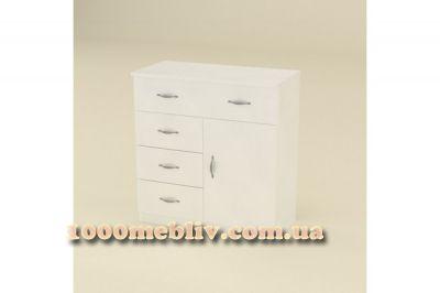 Комод-1-3-1 Компанит