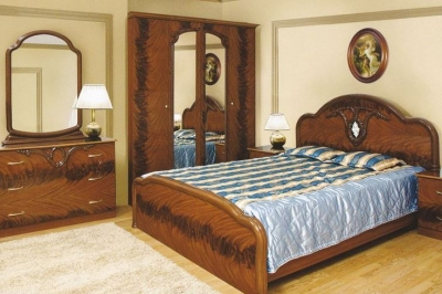 Спальня Лаура орех