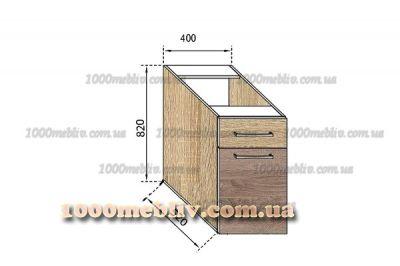 Модуль Н 40 Алина Свит Меблив
