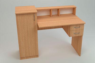 Стол компьютерный Пи-Пи-1 Компанит