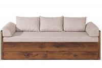 Кровать раздвижная  с матрасом и подушками JLOZ 80/160 Индиана - фото 1