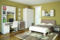 Кровать 140 Кросслайн Сокме - фото 3