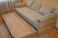 Кровать раздвижная  с матрасом и подушками JLOZ 80/160 Индиана - фото 4