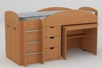Кровать-чердак Универсал Компанит - фото 2