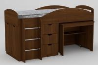 Кровать-чердак Универсал Компанит - фото 5