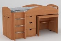Кровать-чердак Универсал Компанит - фото 6