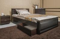 Кровать Марго феленка с ящиками Олимп