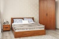 Кровать Айрис с подъемным механизмом Олимп
