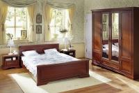 Кровать NLOZ 160 Стилиус - фото 3