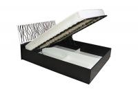 Кровать 1,6  Бася Новая (Нейла) с поъемным. мех. Свит Меблив