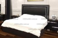 Кровать 2сп Экстаза (черный лак) Свит Меблив
