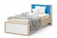 Кровать 900 Лео Мебель-Сервис