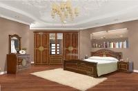 Спальня Диана лак Свит Меблив