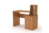 Стол письменный Школьник-3 Компанит - фото 6