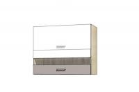 Модуль 80 ВГ витрина кухня Глобал Мебельсервис