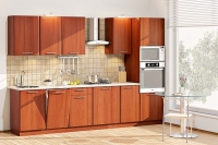 Кухня Софт орех (КХ-83)