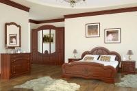 Кровать 160 Каролина Сокме - фото 3