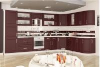 Кухня Гамма матовые фасады МебельСервис - фото 3