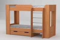 Кровать двухъяусная Твикс 2 Компанит