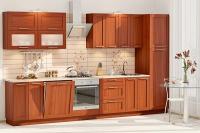 Кухня Престиж орех (КХ-428)