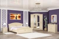 Спальня Милано светлая