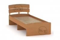 Кровать Модерн 80 Компанит