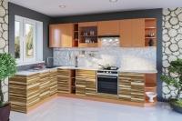 Кухня Марта оранж/балтимор Свит Меблив - фото 1
