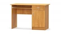 Стол письменный однотумбовый  Мебель-сервис - фото 2
