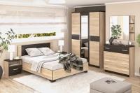 Спальня Вероника самоа Мебель-сервис