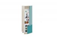 Шкаф П60.214.2Д. Вар.6 под холодильник Эко