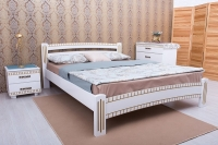 Кровать Милана Люкс с фрезеровкой