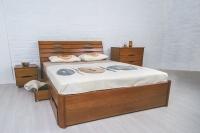 Кровать Марита Люкс с ящиками Олимп