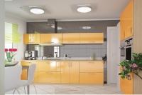 Кухня Колор-MIX абрикос глянец