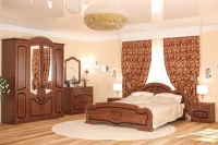 Спальня Барокко темная