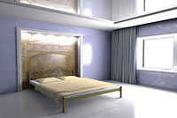 Кровать DARINA