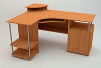 Стол компьютерный СУ-4 Компанит