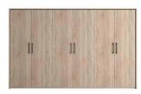 Шкаф 2400 (ТИП 6) Гринвич Сокме