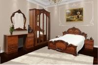 Спальня Империя орех
