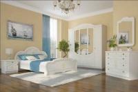 Спальня Каролина светлая Сокме