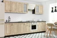 Кухня Грация дуб ячменный
