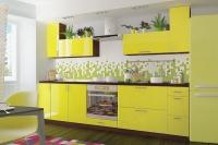 Кухня МоДа Лимон