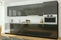 Кухня МоДа Антрацит металлик