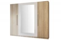 Шкаф 4Д Лилея новая Свит Меблив